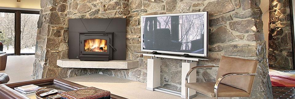 EPI22 Wood Burning Insert
