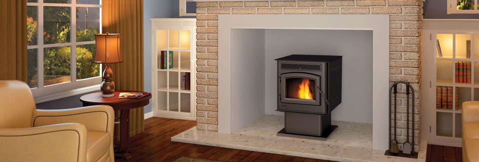 TPS35 Pellet Burning Stove
